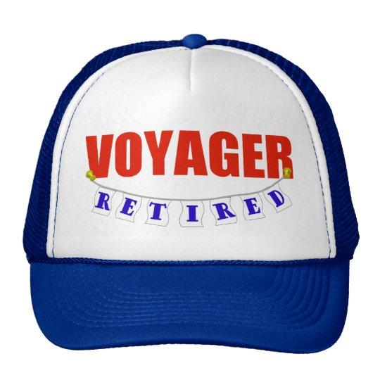 Retired Voyager Trucker Hat