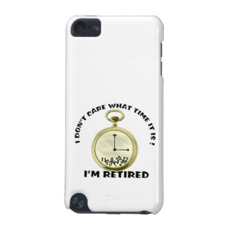 Retired watch iPod touch (5th generation) cases