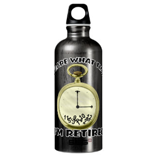 Retired watch Liberty Bottle