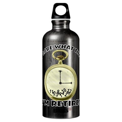 Retired watch Liberty Bottle SIGG Traveler 0.6L Water Bottle