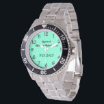"Retired Welder Fabricator Wristwatch<br><div class=""desc"">Retired Welder Fabricator--If you have a special request, or a problem please contact us via- E-Mail Great designs from BootsPlace, Unique gifts for the ones you love. Or Create your own personalized product using one of your own images, designs, or text. Just click the &quot;customize it&quot; button on most of...</div>"