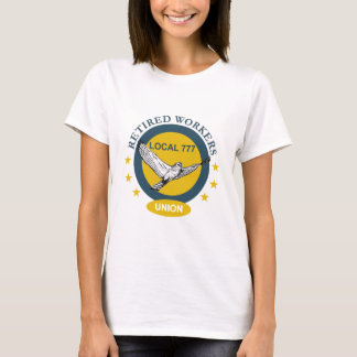 Retired Workers Union T-Shirt