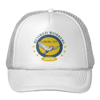 Retired Workers Union Trucker Hat
