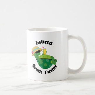 Retired Youth Pastor (Turtle) Coffee Mug
