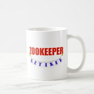 Retired Zookeeper Coffee Mug