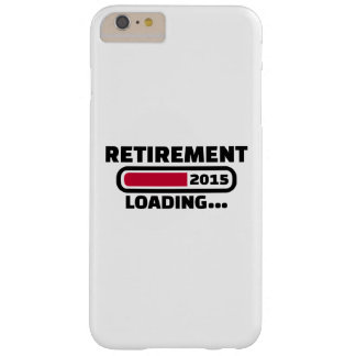 Retirement 2015 barely there iPhone 6 plus case