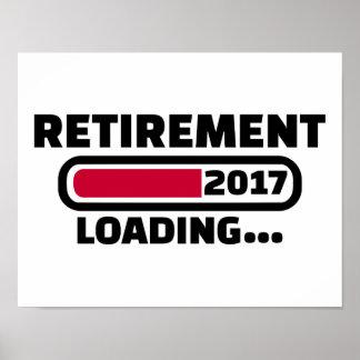 Retirement 2017 poster