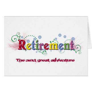 Retirement Bliss Card