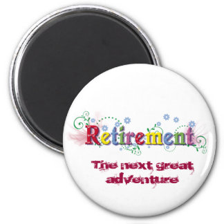 Retirement Bliss Magnet