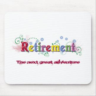 Retirement Bliss Mouse Pad