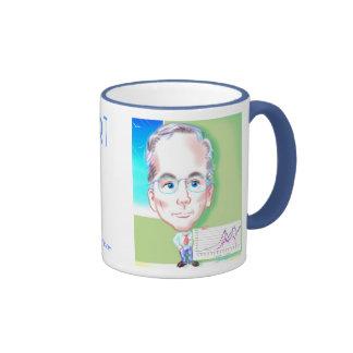 Retirement Caricature Mug 13a