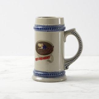 Retirement Coffee Break (2) Beer Stein