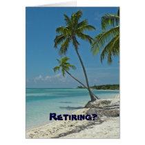Retirement Congratulations Card