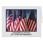 Retirement Congratulations from All of Us, JUMBO Greeting Cards