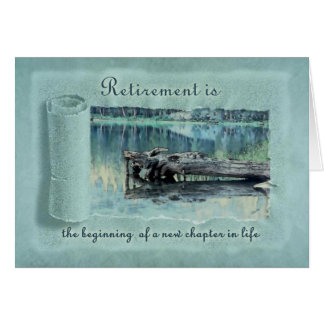 Retirement Congratulations Greeting Card
