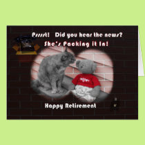 Retirement Day Card