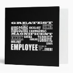 Retirement Employees  Greatest Employee World Ever Binder