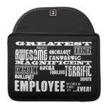 Retirement Employees  Greatest Employee World Ever MacBook Pro Sleeve