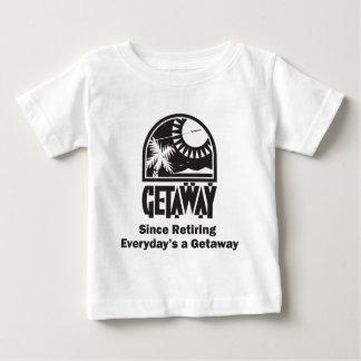 Retirement Getaway Baby T-Shirt
