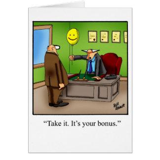 "Retirement Humor Greeting Card ""Spectickles"""