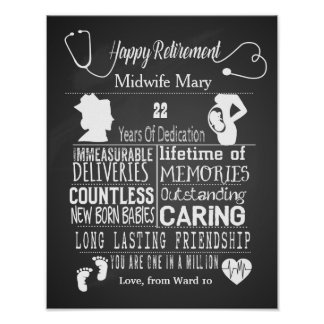 Midwife Posters | Zazzle