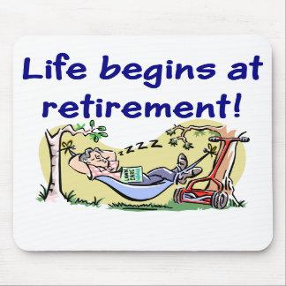 Retirement Mouse Pad