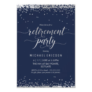 Elegant Party Invitations Zazzle