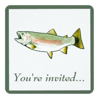 Retirement Party: Trout Card