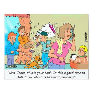 Retirement Planning Personalized Invites