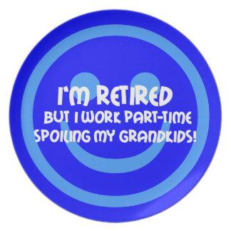 retirement plates