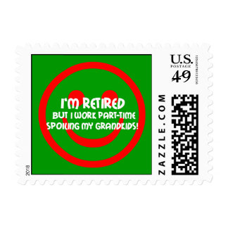 retirement postage