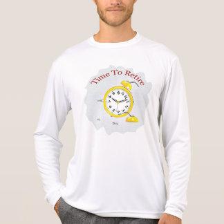 Retirement: Retired Alarm Clock T-Shirt