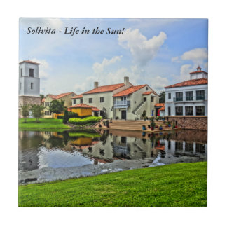 Retirement - Solivita Village Center Kissimmee FL Tile