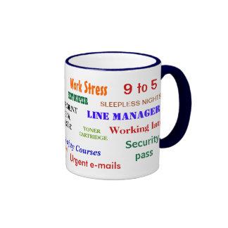 Retirement Swear Words Classic Coffee Mug