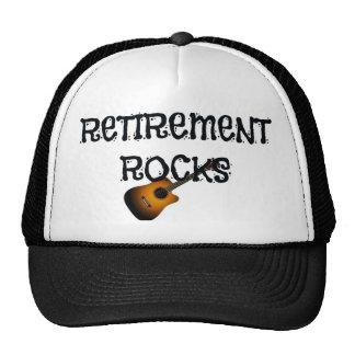 Retirement Unplugged Trucker Hat