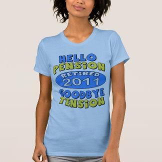 Retiro 2011 camiseta