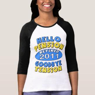 Retiro 2011 camisetas