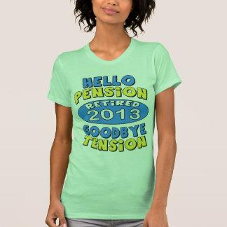 Retiro 2013 camisetas