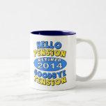 Retiro 2014 taza de café
