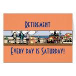 Retiro: Cada día es sábado Tarjeton