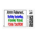 Retiro de Ahhhh que pesca hoy….