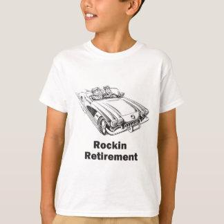 Retiro de Rockin Playera