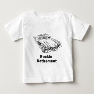 Retiro de Rockin Playera De Bebé