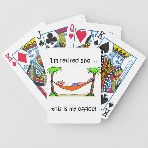 retiro divertido barajas de cartas