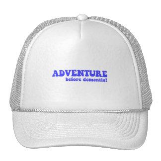 Retiro divertido gorra