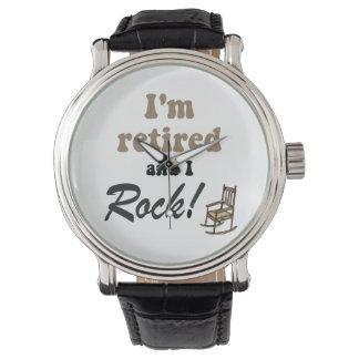 retiro divertido relojes de pulsera