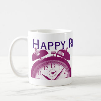 Retiro feliz taza