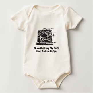 Retiro - los bolsos han conseguido más grandes body para bebé