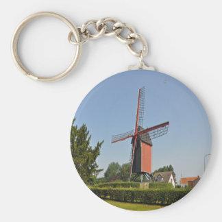 Retranchement Molen windmill Key Chains