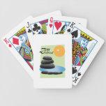 Retratamiento del zen baraja de cartas
